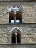 La cattedrale della st Zeno - Pistoia Italia immagini stock