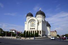 La cattedrale della trinità santa Immagini Stock