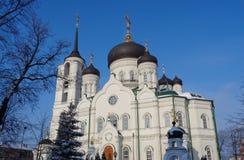 La cattedrale di annuncio Fotografia Stock