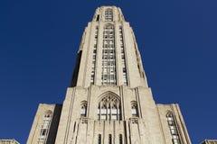 La cattedrale di apprendimento Fotografia Stock Libera da Diritti