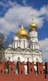 La cattedrale di Archangel?s Fotografia Stock Libera da Diritti