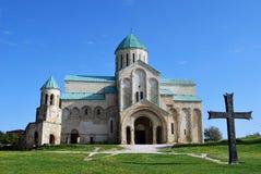 La cattedrale di Bagrati in Kutaisi fotografia stock libera da diritti