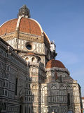 La cattedrale di Florence Italy Fotografia Stock Libera da Diritti