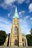 La cattedrale di Goteborg Fotografia Stock Libera da Diritti