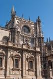 La cattedrale di Maria santo del vedere. Fotografia Stock Libera da Diritti