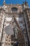 La cattedrale di Maria santo del vedere. Fotografie Stock