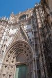 La cattedrale di Maria santo del vedere. Immagini Stock Libere da Diritti