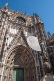 La cattedrale di Maria santo del vedere. Fotografia Stock