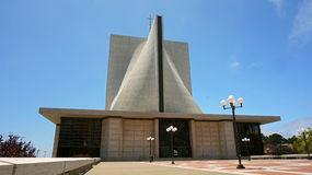 La cattedrale di Mary santa del presupposto Immagini Stock