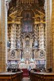 La cattedrale di Oporto Fotografia Stock Libera da Diritti