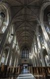 La cattedrale di Paul, al cuore stesso della città di Dunedin Immagine Stock