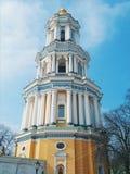 La cattedrale di presupposto a Kiev Fotografia Stock