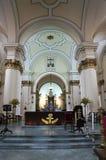 La cattedrale di Primada di Bogota, Colombia Fotografia Stock