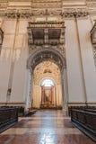 La cattedrale di Salisburgo (DOM di Salzburger) a Salisburgo, Austria Fotografie Stock Libere da Diritti