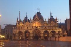 La cattedrale di San Marco Fotografie Stock