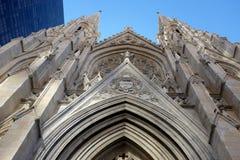 La cattedrale di San Patrizio Immagine Stock Libera da Diritti