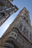 La cattedrale di Santa Maria del Fiore a Firenze Fotografia Stock Libera da Diritti