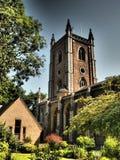 La cattedrale di St Albans ? il pi? vecchio sito di culto cristiano continuo in Gran-Bretagna Controlla il posto in cui Alban immagine stock