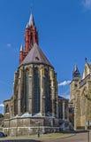 La cattedrale di St John, Maastricht Fotografie Stock Libere da Diritti
