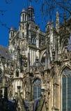 La cattedrale di St John, s-Hertogenbosch, Paesi Bassi Immagini Stock