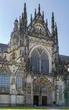La cattedrale di St John, s-Hertogenbosch, Paesi Bassi Immagini Stock Libere da Diritti