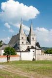 La cattedrale di St Martin, ¡ Kapitula, ské Podhradie dello skà del ¡ di SpiÅ del ¡ di SpiÅ Immagine Stock