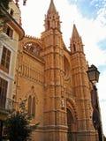 La cattedrale di St Mary di Palma Fotografie Stock Libere da Diritti