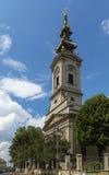 La cattedrale di St Michael, Belgrado fotografia stock