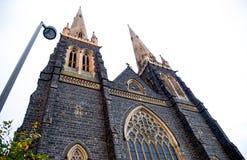 La cattedrale di St Patrick a Melbourne Australia3 Fotografia Stock Libera da Diritti