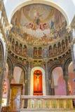 La cattedrale di Tunisi Fotografia Stock