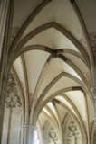 La cattedrale di vede immagini stock libere da diritti