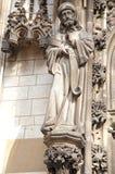 La cattedrale a Hertogenbosch, Paesi Bassi di St John immagine stock libera da diritti