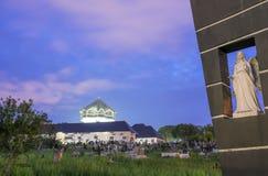 La cattedrale Kuching Malesia di Saint Joseph Fotografia Stock Libera da Diritti