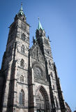La cattedrale metropolitana dei san Vitus Immagini Stock Libere da Diritti