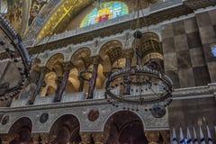 La cattedrale navale di San Nicola il Wonderworker - las costruiti Fotografie Stock