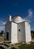 La cattedrale più piccola nel mondo Immagine Stock