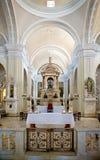 La cattedrale si altera Fotografia Stock