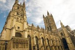 La cattedrale vigorosa Immagine Stock