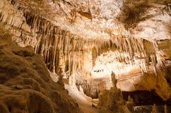 La caverna Immagini Stock Libere da Diritti