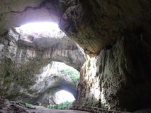La caverna gradisce non altra Immagine Stock Libera da Diritti