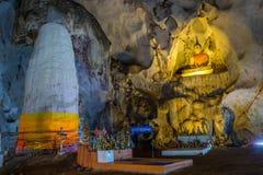La caverne dans Chiangmai, Thaïlande Images libres de droits