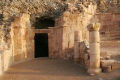 La caverne du sort Photo stock