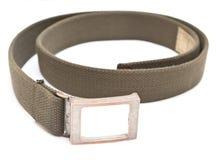 La ceinture des hommes Photos stock