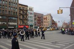 La celebración china del Año Nuevo 2014 en NYC 82 Fotos de archivo libres de regalías