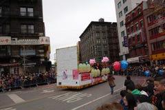 La celebración china del Año Nuevo 2014 en NYC 59 Foto de archivo libre de regalías