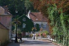 La Celle-sur-Morin village in Seine et Marne region royalty free stock image