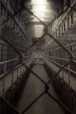 La cellule d'île d'Alcatraz photos stock