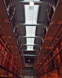 La cellule de prison photographie stock libre de droits