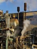 La central eléctrica Foto de archivo libre de regalías