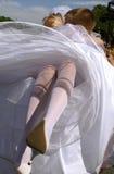 La cerimonia nuziale Immagine Stock